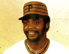 Dave Parker - Pittsburgh Pirates 1976