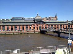 Fish Market, Hamburg, Germany