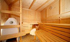 Wellness Spa, Steam Room, Simple