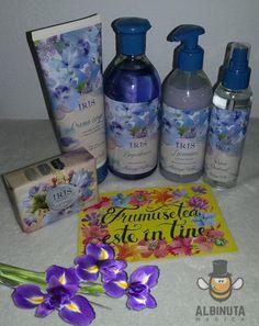 Review: Set cadou IRIS de la Bottega Verde – răsfăţ şi relaxare de la prima atingere!