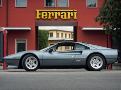 1985 Ferrari 308 GTB Quattrovalvole.... Dad's car when I was 15 years old. Ah, the memories... {S.T}