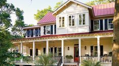The Best House Plans of 2017: Vintage Lowcountry