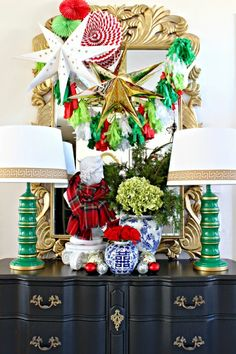 Dimples and Tangles: 12 DAYS OF CHRISTMAS 2014 TOUR OF HOMES