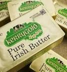 butter from Ireland somehow seems to taste better