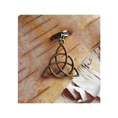 Antiques Brass Celtic Triangle Charm Add to Your Dreads Dreadlock... ($5) ❤ liked on Polyvore featuring jewelry, pendants, accessories, grey, hair accessories, tribal jewelry, twist jewelry, charm pendant, celtic jewelry and bohemian style jewelry