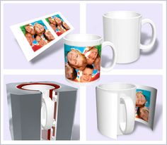 Sublimation Blanks, Sublimation Paper, Transfer Paper, Heat Transfer, Spotlights, Cricut Explore, Ceramic Mugs, Gift For Lover, Unique Gifts