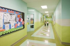 paint colors for classrooms
