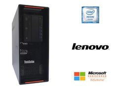Lenovo P500 Workstation Intel Xeon 8 Core 64GB DDR4 SSD + HD NVIDIA K5000 Win 10 #Lenovo