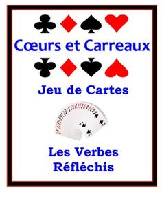 French Verb Activity for Small Groups: Reflexive Verbs
