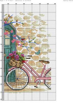 Afternoon in Provence 2 Tiny Cross Stitch, Cross Stitch Kitchen, Cross Stitch Boards, Cross Stitch Alphabet, Cross Stitch Flowers, Cross Stitch Designs, Cross Stitch Patterns, Cross Stitching, Cross Stitch Embroidery