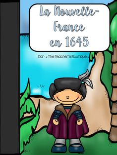 Browse over 60 educational resources created by Nadia's Notebook in the official Teachers Pay Teachers store. Samuel De Champlain, Tic Tac Toe, Comprehension Questions, Reading Comprehension, Jacques Cartier, French Immersion, Teaching Materials, Educational Activities, Quebec