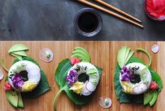 Sushi Donuts Are the Latest Beautiful Food Trend