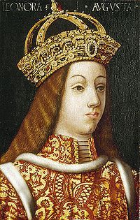 Leonor de Portugal, Sacra Imperatriz Romana – Wikipédia, a enciclopédia livre