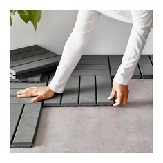 RUNNEN Floor decking, outdoor - IKEA