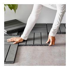 RUNNEN Floor decking, outdoor  - IKEA