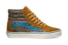 "Vans California 2013 Holiday ""Suede & Woven Textiles"" Collection"