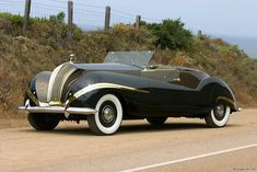 Rolls Royce Phantom III Cabriolet 1939, some people call me a modern day Gatsby