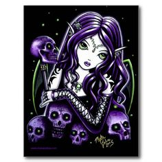Vampires, Dark Fantasy, Fantasy Art, Fantasy Dolls, Fairy Pictures, Gothic Fairy, Gothic Castle, Goth Art, Illustrations