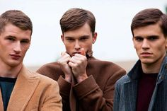 The Cause and Effect Editorial is Dapper with a Bit of Rebellion #backtoschool #fashion trendhunter.com