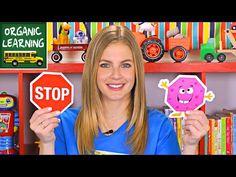 Learning Basic Shapes for Kids - Teach Shapes Garbage Truck Toys for Children, Toddler, Preschool - YouTube