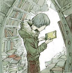 Leer, leer y leer.