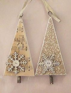 Mixed Media Blog Article - Oh Christmas Tree -
