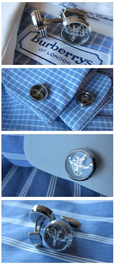 #Cufflinks / I love how classy cufflinks are and one day when I have the man of my dreams I want to give him a whole collection. :-)