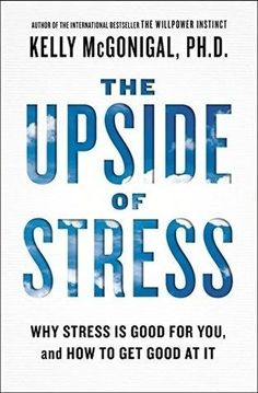 What are the best books on stress? How can you best manage your stress? The answer to these questions are in this collection of the best stress books. Good Books, Books To Read, Too Much Stress, Books For Self Improvement, How To Get Better, The Upside, Positive Psychology, Stressed Out, Livres