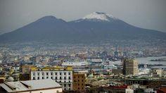 Capri, trulli e il Vesuvio. Il sud sotto la neve
