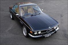BMW E9 3.0CS with M5 E34 engine