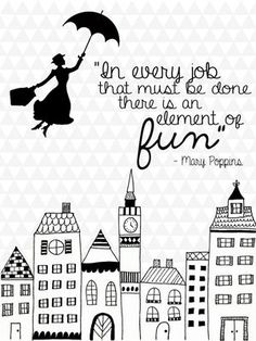 Sprüche, Wörter, Lebensweisheiten Just watched Mary Poppins with the grandkids . Mary Poppins Quotes, Disney Fantasy, Quotes To Live By, Quotes From Movies, Change Quotes, Decir No, Favorite Quotes, Inspirational Quotes, Motivational
