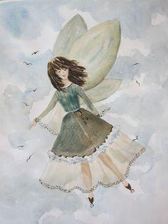 Doll Fairy (C) Heidi Eljarbo