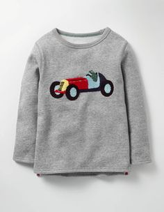 Open Road Sweatshirt Boden