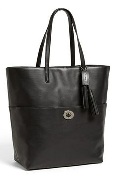 COACH 'Legacy' Leather Tote... I like this in a few different colors