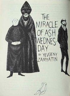 Edward Gorey illustration for Kenyon Review, 1966