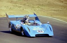 Bob Bondurant - Lola T160 Chevrolet - Smith-Oeser Racing - 13th Annual Los Angeles Times Grand Prix Riverside - Can-Am Riverside - 1970 Canadian-American Challenge Cup, round 10