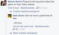 The guy who runs the Dark Souls FB page deserves an estus