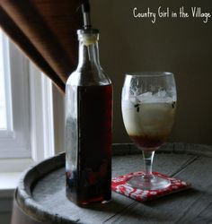 Homemade Kahlua {Gifts From the Kitchen #SundaySupper}   Country Girl in the Village