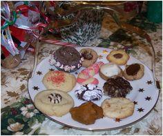Doretta Davis Shreveport, Louisiana Cookie Exchange Party 2008