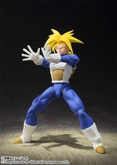 ToyzMag.com » S.H.Figuarts Super Warrior Trunks – Les images officielles