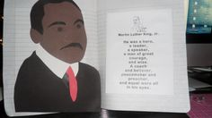 Dr. Martin Luther King Jr. Crafts   ... Across Borders: Martin Luther King, Jr. Poem and Craft Update 1/20