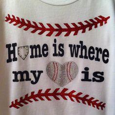 Baseball mom custom shirt. I want a softball one!