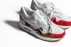 timeless design 20431 86344 Nike Air Max 1 Master by The Shoe Surgeon