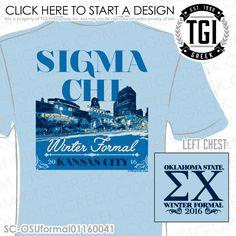 TGI Greek - Sigma Chi - Winter Formal - Greek Apparel #tgigreek #sigmachi