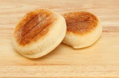 Receta de Muffins ingleses