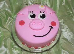 Schweinchen-Kuchen