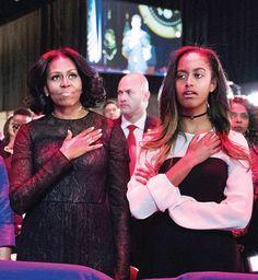 Obamas Farewell address