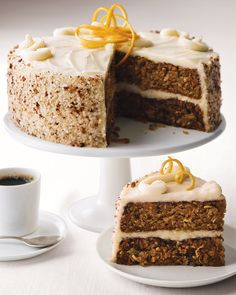 Carrot Cake - Horchow