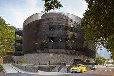 Q-LAB capitalized on the surprising opportunities that parking garages present…