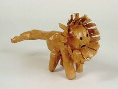 Paper Mache animals- with directions